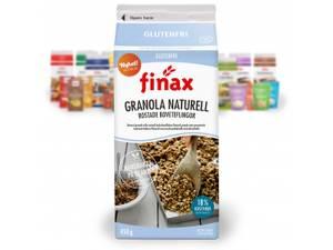 Bilde av Finax granola naturell 450g