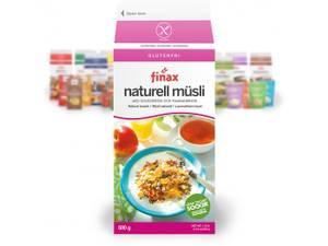 Bilde av Finax naturell musli sukkerfri 500g