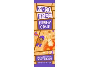 Bilde av MOO FREE Bunnycomb minibar 23 gram