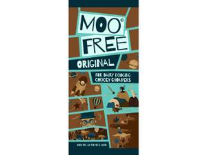 Bilde av MOO FREE orginal chocolate bar 100 gram