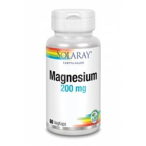 Bilde av Solaray Magnesium 60 veg.kpsl