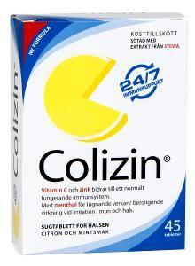 Bilde av Colizin 45 tbl
