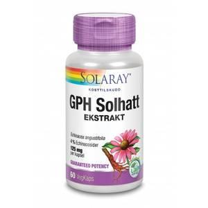 Bilde av Solaray solhatt GPH 60 kapsler