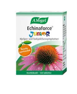 Bilde av Echinaforce junior 120 tyggetabletter