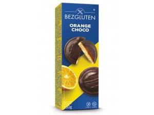 Bilde av Bezgluten kjeks m/appelsingele og sjokolade 190g