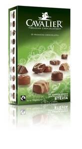 Bilde av Cavalier Konfekt med Stevia 100 gram