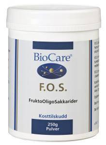 Bilde av Biocare F.O.S pulver 250 g