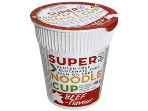 Bilde av Stahlberg Super noodle cup beef 49g