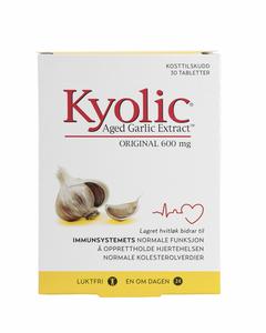 Bilde av Kyolic original 30 kapsler