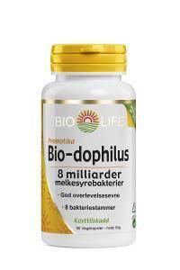 Bilde av Bio- Life Bio-Dophilus 90 kapsler