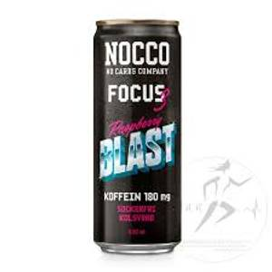 Bilde av NOCCO BCAA FOCUS RASPBERRY BLAST 330ML
