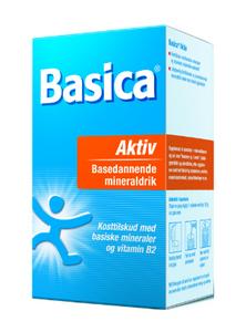Bilde av Basica Aktiv Mineraldrikk 300g