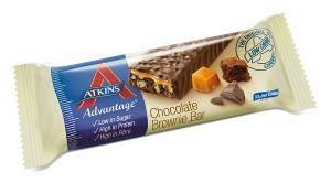 Bilde av Atkins adv.bar chocolate brownie 60g