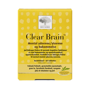 Bilde av Clear brain 180 tbl