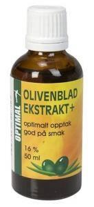 Bilde av Olivenblad optimal ekstrakt 50 ml