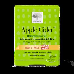 Bilde av Apple cider high strength 60 tbl