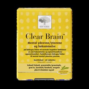 Bilde av Clear brain 60 tbl