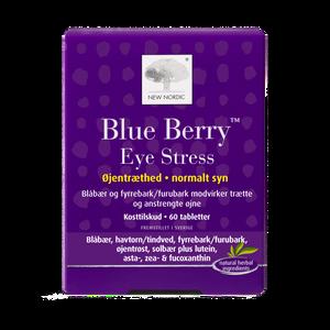 Bilde av Blueberry eye stress 60 tbl