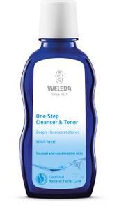 Bilde av WELEDA ONE-STEP CLEANSER&TONER 100 ML