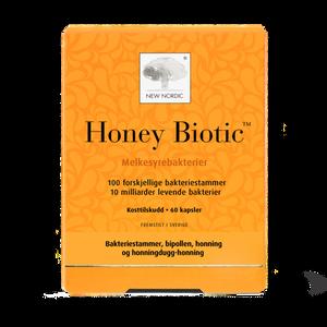 Bilde av Honey biotic 60 kapsler