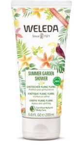 Bilde av Weleda summer garden shower 200 ml