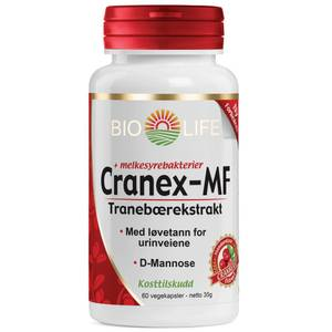 Bilde av Bio-Life Cranex-MF + Melkesyrebakterier 60