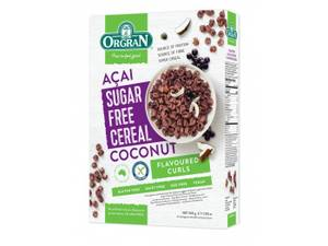 Bilde av Orgran Sugar Free Acai & Coconut Cereal 200g