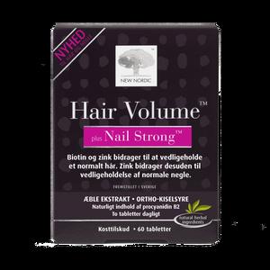 Bilde av Hair volume pluss nail strong 60 tbl