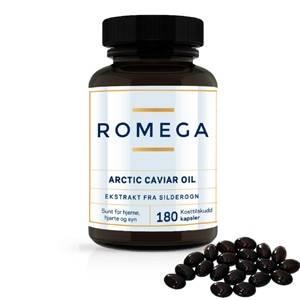 Bilde av Romega - ekstrakt fra silderogn 180 kapsler