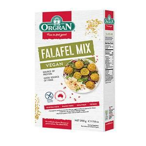 Bilde av Orgran falafel mix 200 gr