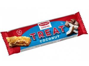Bilde av Semper Treat kokos (snack-bar) 25g