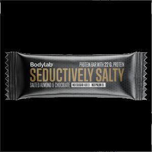 Bilde av Bodylab proteinbar lett saltede mandler