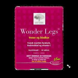 Bilde av Wonder legs 30 tbl
