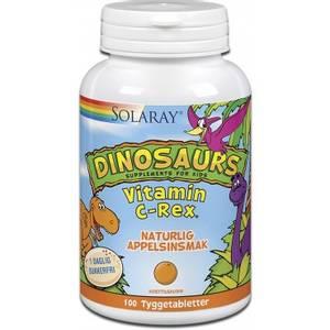 Bilde av C-Rex Dinosaurs Kal 100tbl