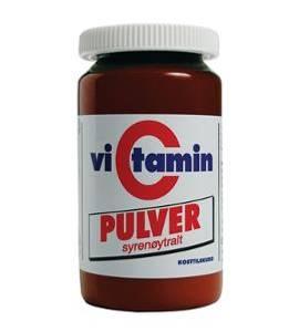 Bilde av C-Vitamin Pulver 125 g Meadows