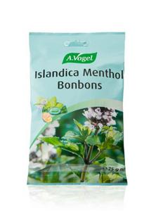Bilde av Islandica Menthol bonbons 75 gram