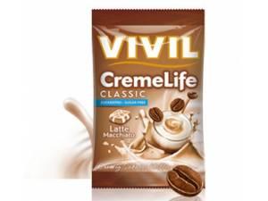 Bilde av Vivil drops Latte macchiato uten sukker. 110 gram