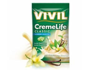 Bilde av Vivil drops mint uten sukker. 110 gram