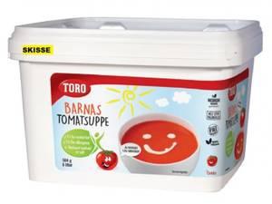 Bilde av Toro barnas tomatsuppe (6 liter) 504g