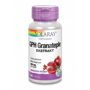 Bilde av Solaray Granateple GPH 60 kapsler