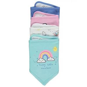 Bilde av 4pk myke smekker - Happy Little Rainbow