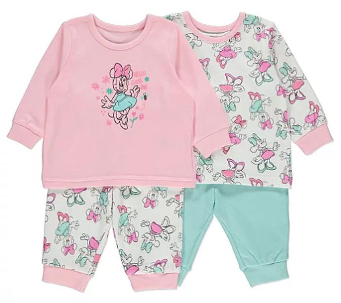 2pk pysjamas - Minnie Mus - Hello Little One