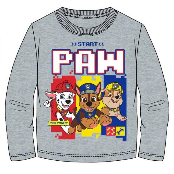 Genser - Paw Patrol - Marshall, Chase og Rubble