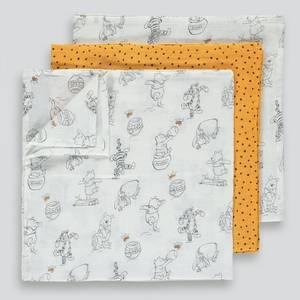 Bilde av 3pk gulpekluter - Ole Brumm og venner - Mustard