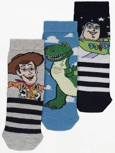 Bilde av 3pk sokker - Toy Story