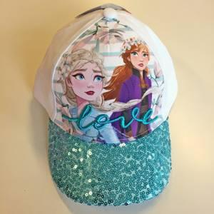 Bilde av Caps med paljetter og 3d skrift - Frost - Elsa og