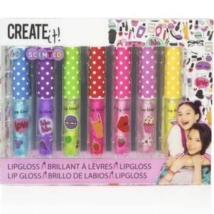 Bilde av 7pk lipgloss med lukt