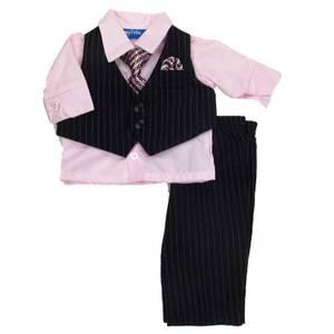 Bilde av Stilig dress - svart/rosa