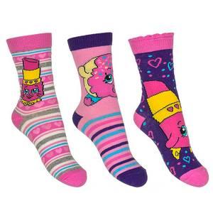 Bilde av 3pk sokker - Shopkins