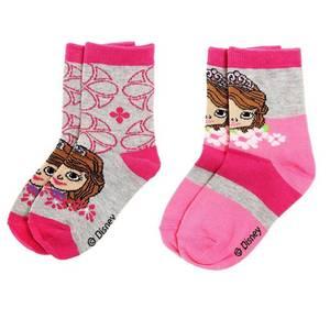Bilde av 2pk sokker - Prinsesse Sofia